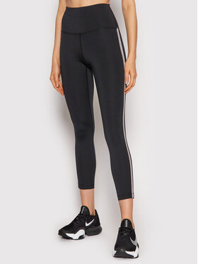 Nike Nike Leggings Yoga CZ9140 Crna Tight Fit