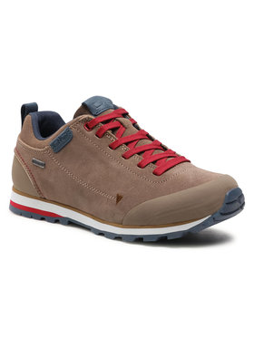 CMP CMP Bakancs Elettra Low Hiking Shoe Wp 38Q4617 Barna