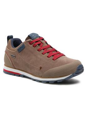 CMP CMP Trekingová obuv Elettra Low Hiking Shoe Wp 38Q4617 Hnedá