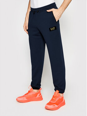 EA7 Emporio Armani EA7 Emporio Armani Pantaloni da tuta 6KPP81 PJG1Z 1554 Blu scuro Regular Fit