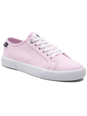 Calvin Klein Jeans Calvin Klein Jeans Tenisky Vulcanized Sneaker YW0YW00123 Ružová