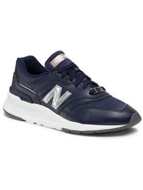 New Balance New Balance Sneakersy CW997HMM Granatowy