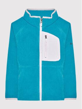 Columbia Columbia Fliso džemperis Fast Trek™ 1887852 Mėlyna Regular Fit