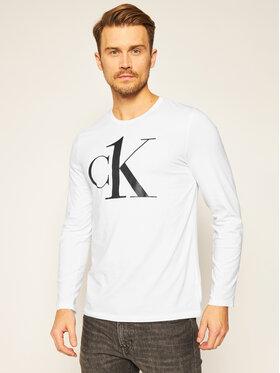 Calvin Klein Underwear Calvin Klein Underwear Longsleeve Crew 000NM2017E Weiß Regular Fit