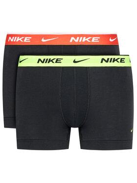 Nike Nike Komplet 2 par bokserek 2pk KE1085 Czarny