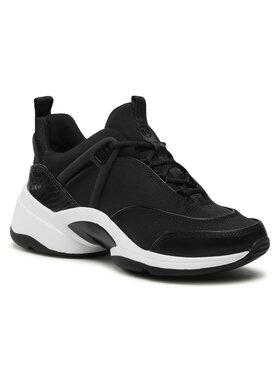 MICHAEL Michael Kors MICHAEL Michael Kors Sneakers Sparks Trainer 43S1SPFS7D Schwarz