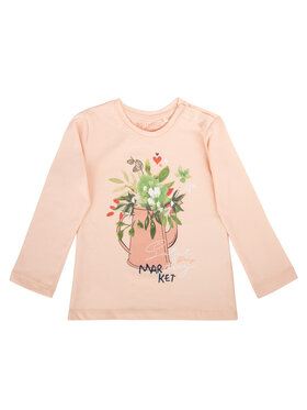 Primigi Primigi Palaidinė T-Shirt Ml Jersey Elast Rožinė Regular Fit