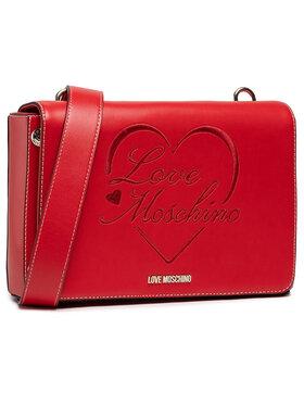 LOVE MOSCHINO LOVE MOSCHINO Kabelka JC4021PP1BLC0500 Červená