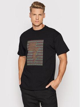 Carhartt WIP Carhartt WIP T-Shirt Dfa Records I029367 Černá Loose Fit