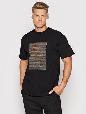 Carhartt WIP Carhartt WIP T-Shirt Dfa Records I029367 Czarny Loose Fit