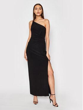 Lauren Ralph Lauren Lauren Ralph Lauren Sukienka wieczorowa 253751483004 Czarny Slim Fit