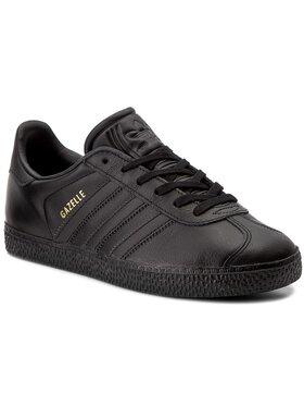 adidas adidas Обувки Gazelle J BY9146 Черен