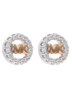 Michael Kors Michael Kors Сережки Dnty Logo Stud MKC1508AN931 Срібний