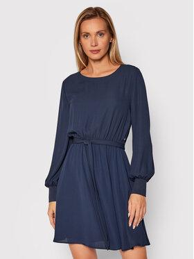 Pepe Jeans Pepe Jeans Φόρεμα καθημερινό Giselle PL952926 Σκούρο μπλε Regular Fit