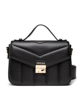 DeeZee DeeZee Дамска чанта EBG13823 Черен