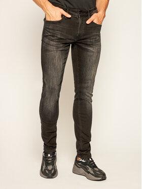 Pepe Jeans Pepe Jeans Blugi Skinny Fit Finsbury PM200338 Negru Skinny Fit