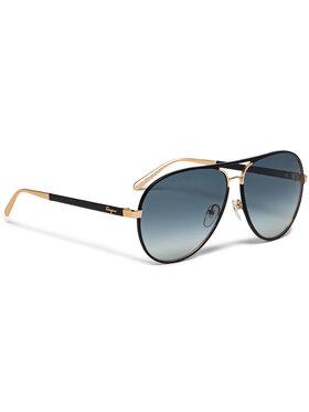 Salvatore Ferragamo Salvatore Ferragamo Okulary przeciwsłoneczne SF236SL Czarny