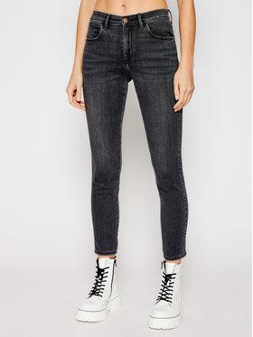 Wrangler Wrangler Jeans W27HZJ29K Schwarz Skinny Fit