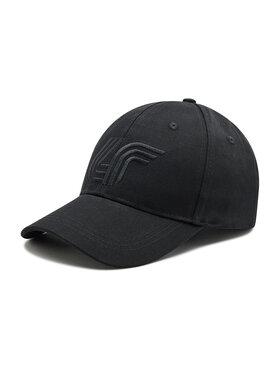 4F 4F Καπέλο Jockey H4L21-CAM002 Μαύρο