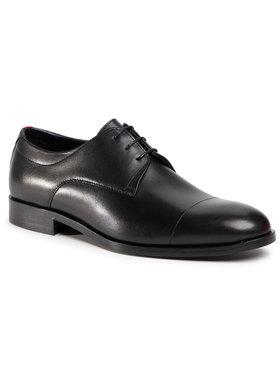 Hugo Hugo Обувки Midtown 50445827 10221468 01 Черен