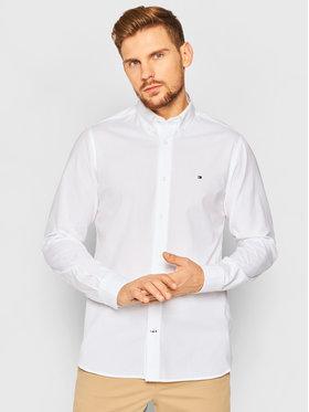 Tommy Hilfiger Tommy Hilfiger Koszula Peached MW0MW14994 Biały Regular Fit