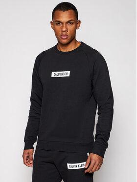 Calvin Klein Performance Calvin Klein Performance Bluză Pw 00GMS1W360 Negru Regular Fit