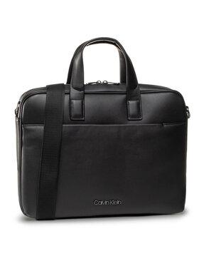 Calvin Klein Calvin Klein Geantă pentru laptop Ck Central Laptop Bag K50K505678 Negru