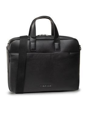 Calvin Klein Calvin Klein Torba na laptopa Ck Central Laptop Bag K50K505678 Czarny
