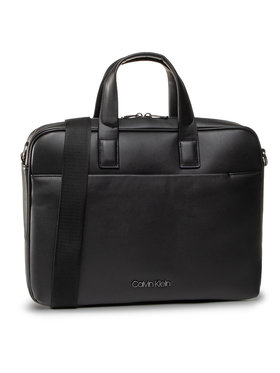 Calvin Klein Calvin Klein Τσάντα για laptop Ck Central Laptop Bag K50K505678 Μαύρο