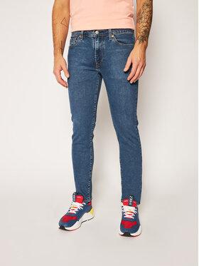 Levi's® Levi's® Jeansy Slim Fit 511™ 04511-4854 Tmavomodrá Slim Fit