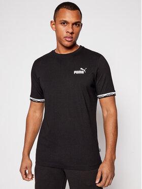 Puma Puma T-Shirt Amplified 585778 Schwarz Regular Fit