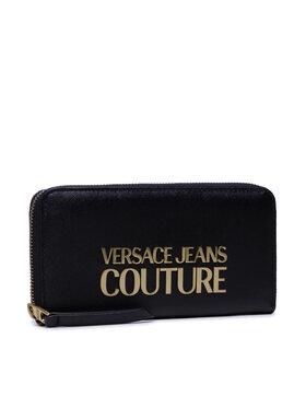 Versace Jeans Couture Versace Jeans Couture Didelė Moteriška Piniginė 71VA5PL1 Juoda