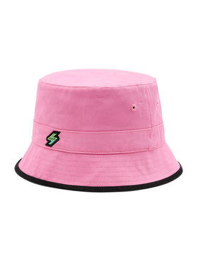 Superdry Superdry Cappello Sportstyle Nrg Bucket Hat W9010122A Rosa