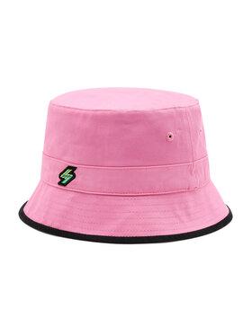 Superdry Superdry Klobouk Sportstyle Nrg Bucket Hat W9010122A Růžová