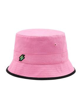 Superdry Superdry Skrybėlė Sportstyle Nrg Bucket Hat W9010122A Rožinė