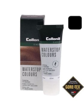 Collonil Collonil Pasta na obuv Waterstop Colours 75 ml Čierna