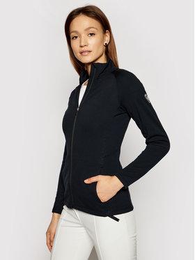 Rossignol Rossignol Sweatshirt Classique Clim RLIWS02 Schwarz Slim Fit