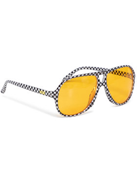 Vans Vans Okulary przeciwsłoneczne Seek Shades VN0A45GPHU01 Biały
