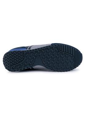 Pepe Jeans Sneakersy TInker PMS30613 Tmavomodrá