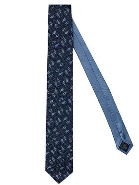 Tommy Hilfiger Tailored Tommy Hilfiger Tailored Nyakkendő Paisley TT0TT07642 Sötétkék