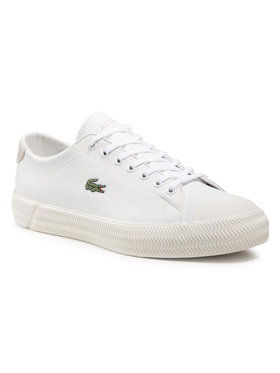 Lacoste Lacoste Кецове Gripshot 0721 1 Cma 7-41CMA005465T Бял