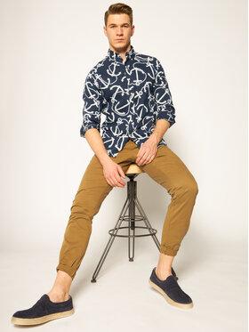 Polo Ralph Lauren Polo Ralph Lauren Košeľa Classics 710795428 Tmavomodrá Slim Fit