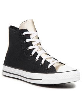 Converse Converse Sneakers aus Stoff Ctas Hi 570286C Schwarz