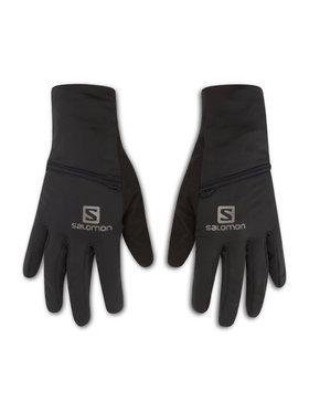Salomon Salomon Мъжки ръкавици Fast Wing Winter Glove U 404282 01 L0 Черен