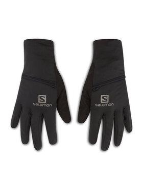 Salomon Salomon Vyriškos Pirštinės Fast Wing Winter Glove U 404282 01 L0 Juoda