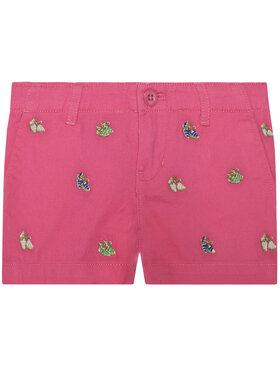 Polo Ralph Lauren Polo Ralph Lauren Kratke hlače Schif 311784535 Ružičasta Regular Fit