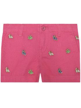 Polo Ralph Lauren Polo Ralph Lauren Pantalon scurți din material Schif 311784535 Roz Regular Fit