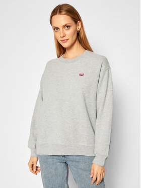 Levi's® Levi's® Sweatshirt Standard Crewneck 24688-0000 Grau Relaxed Fit
