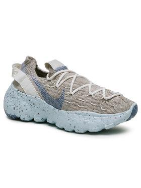 Nike Nike Pantofi Space Hippie 04 CD3476 101 Gri