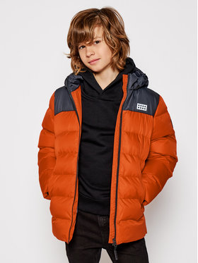 LEGO Wear LEGO Wear Daunenjacke LwJoshua 709 22895 Orange Regular Fit